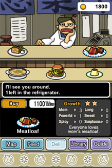 GourmetCreature HungryMogumon 5