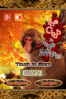 The Crab & The Monkey 1