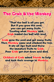 The Crab & The Monkey 2